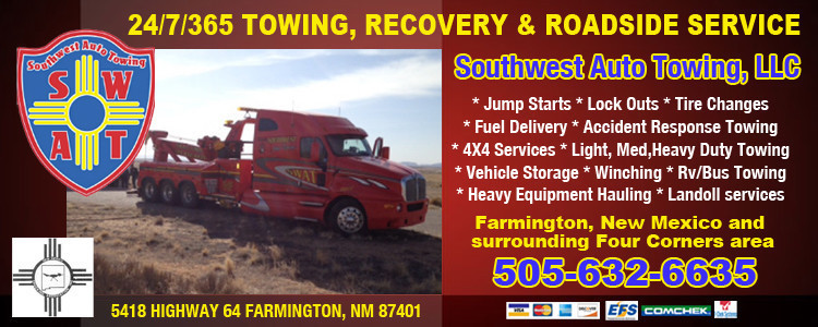 Southwest Auto Tow >> National Bus And Rv Services