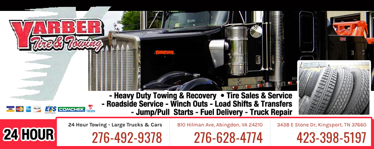 Towing Recovery Appalachia Va United States